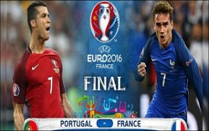 France, Portugal head for Euro 2016 final showdown